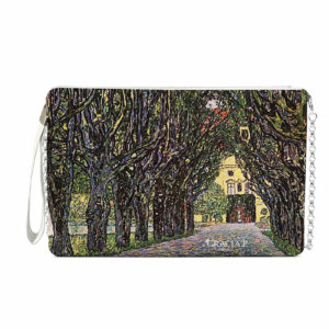 "Pochette in Ecopelle o in Vera Pelle "" Avenue of Scholls Kammer Park """