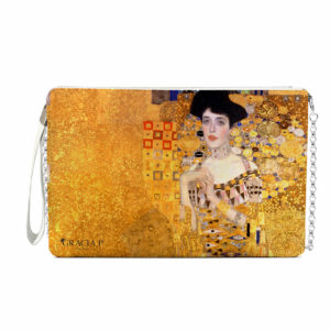 "Pochette  "" Woman in Gold "" di Klimt"