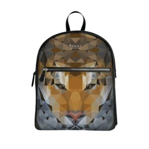 "Zaino Tiger 3D by Liza Design Bags feat Gracia P "" Limited Edition """